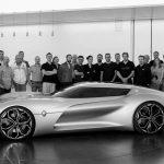 Renault Trezor Concept diseño - 2