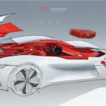 Renault Trezor Concept diseño - 38
