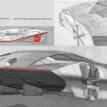 Renault Trezor Concept diseño - 45