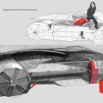 Renault Trezor Concept diseño - 46