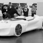 Renault Trezor Concept diseño - 9