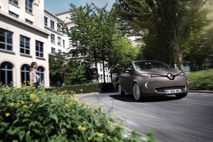 Renault ZOE ZE 40 2016 - 6