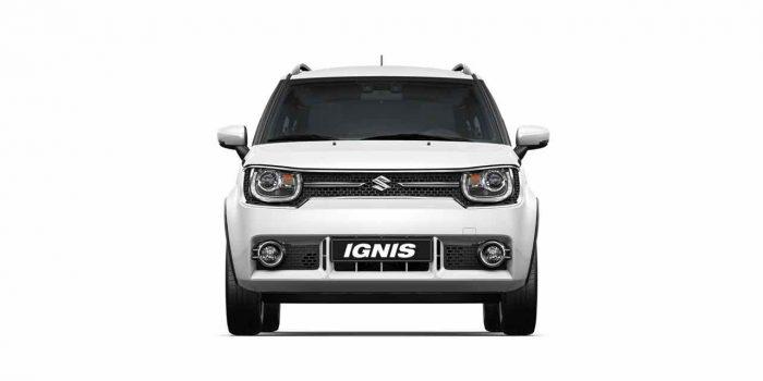 Suzuki Ignis 2017 - 9