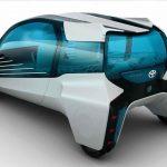 Toyota FCV Plus Concept 2016 - 1