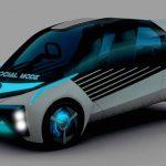 Toyota FCV Plus Concept 2016 - 2