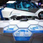 Toyota FCV Plus Concept 2016 Paris - 2