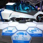 Toyota FCV Plus Concept 2016 Paris - 3