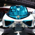 Toyota FCV Plus Concept 2016 Paris - 5