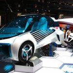 Toyota FCV Plus Concept 2016 Paris - 6