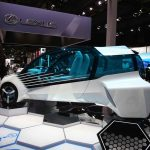 Toyota FCV Plus Concept 2016 Paris - 7
