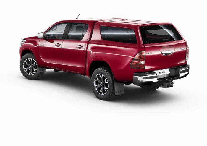Toyota Hilux accesorios originales - 3