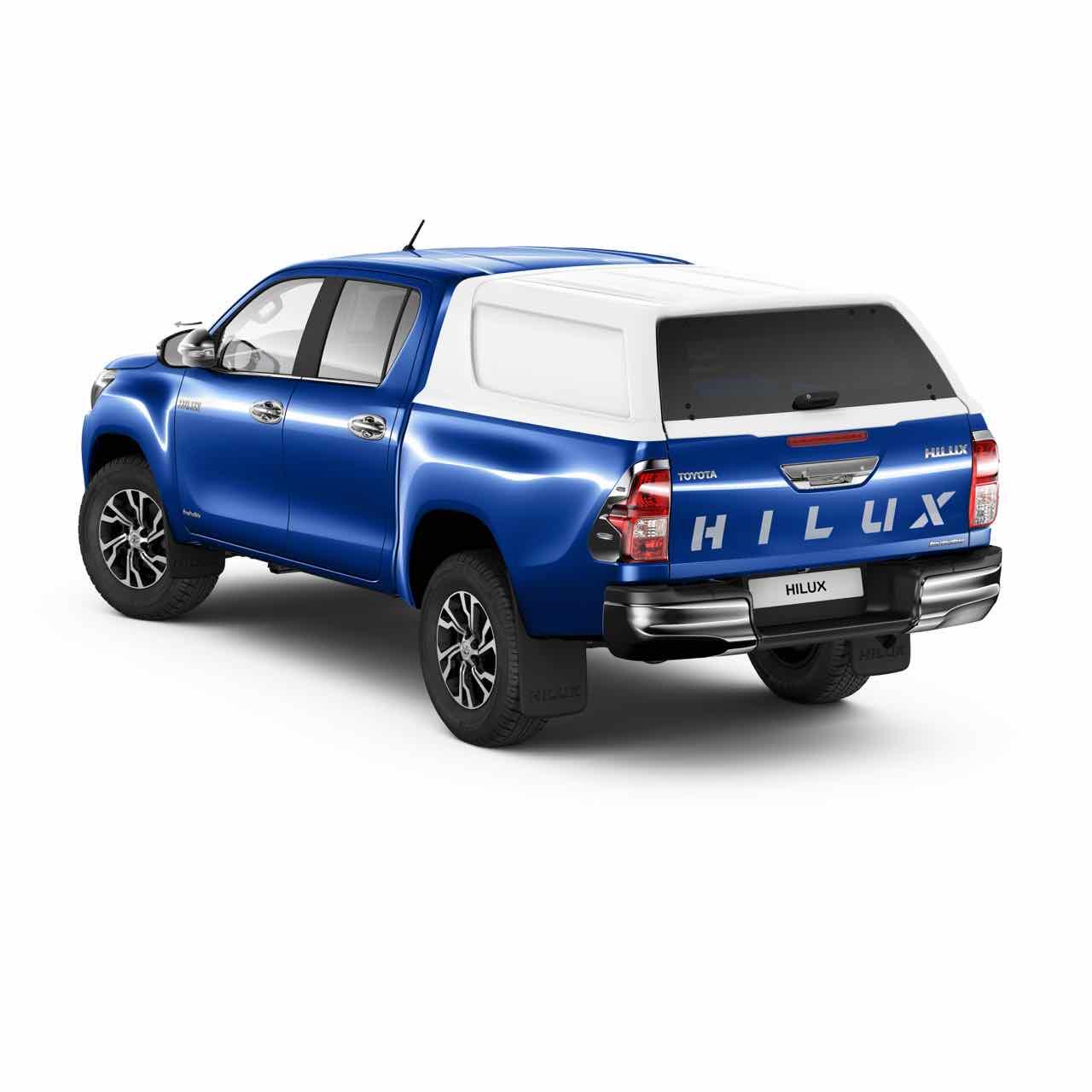 Toyota Hilux accesorios originales – 9