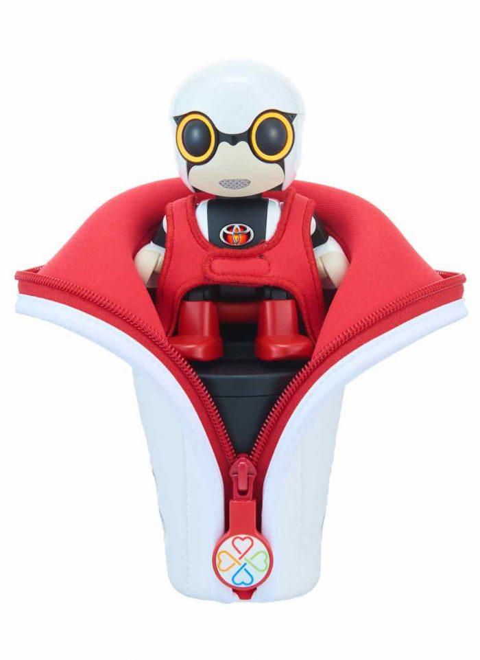 Toyota Kirobo robot - 3