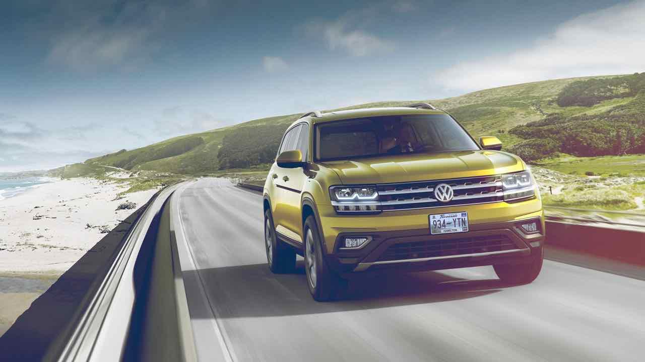 VW ATlas 2018 USA