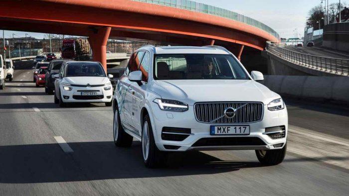 Volvo XC90 proyecto Drive Me coches autonomos - 3