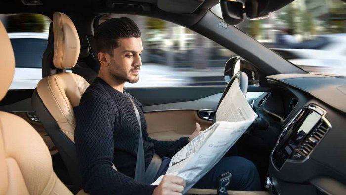 Volvo XC90 proyecto Drive Me coches autonomos - 5