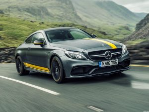 Mercedes AMG C 63 S Coupe Edition 1 C205 UK 2016