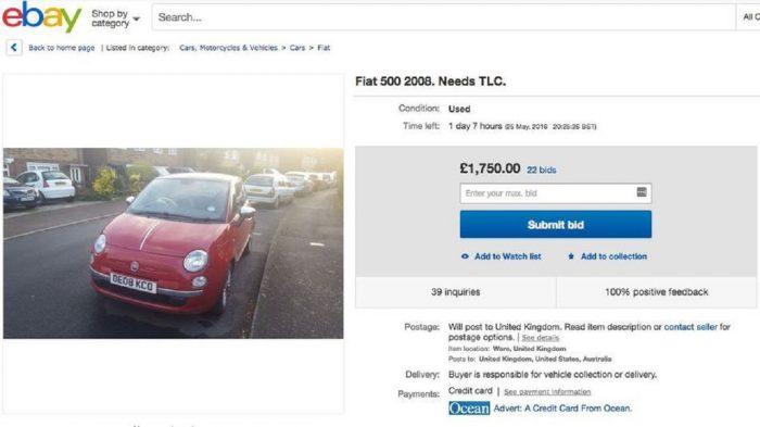anuncio ebay