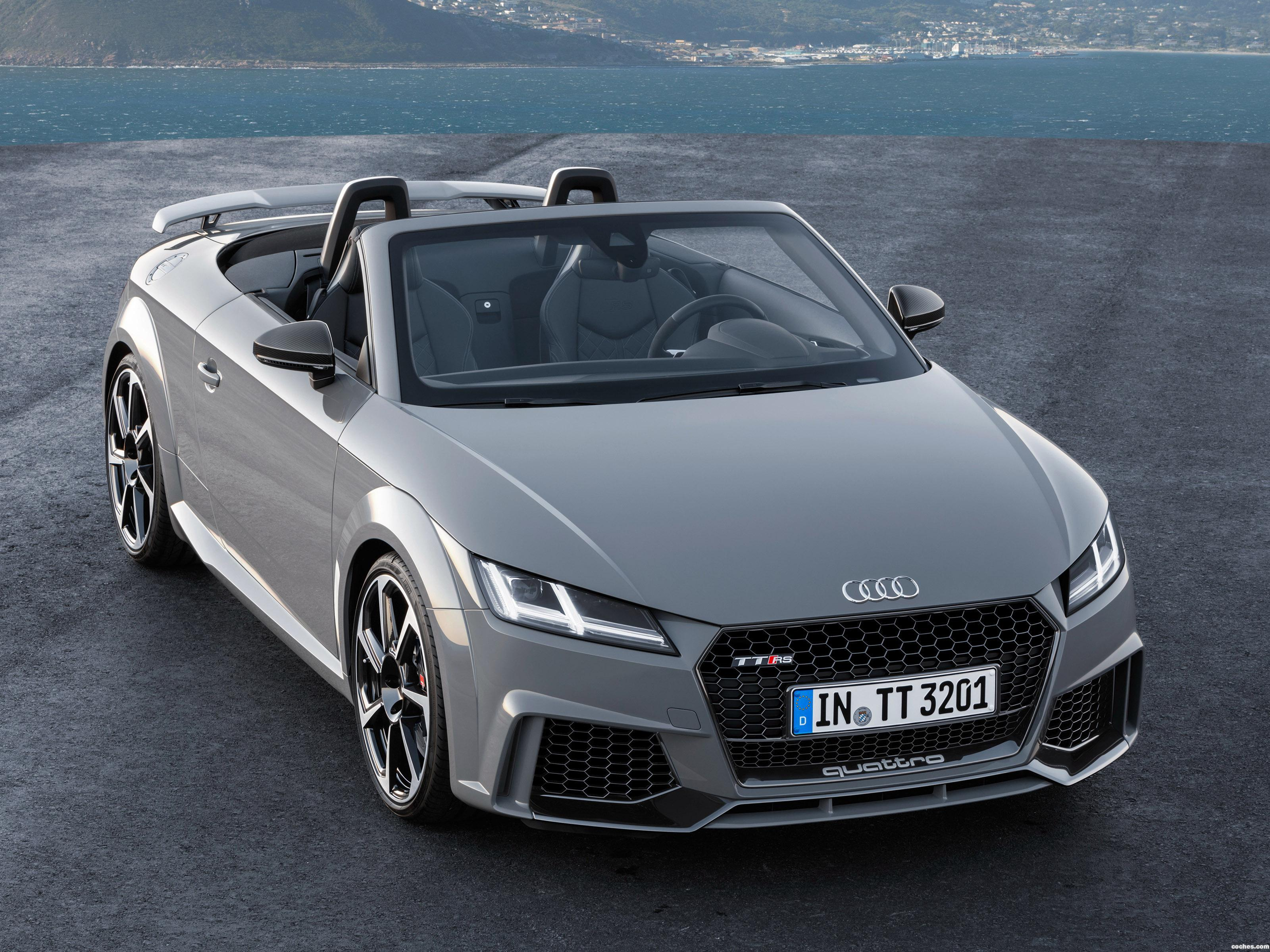 fotos de audi tt rs roadster 2016. Black Bedroom Furniture Sets. Home Design Ideas