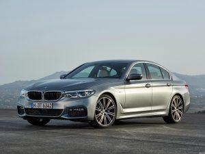 BMW Serie 5 540i Sedan M Sport G30 2017