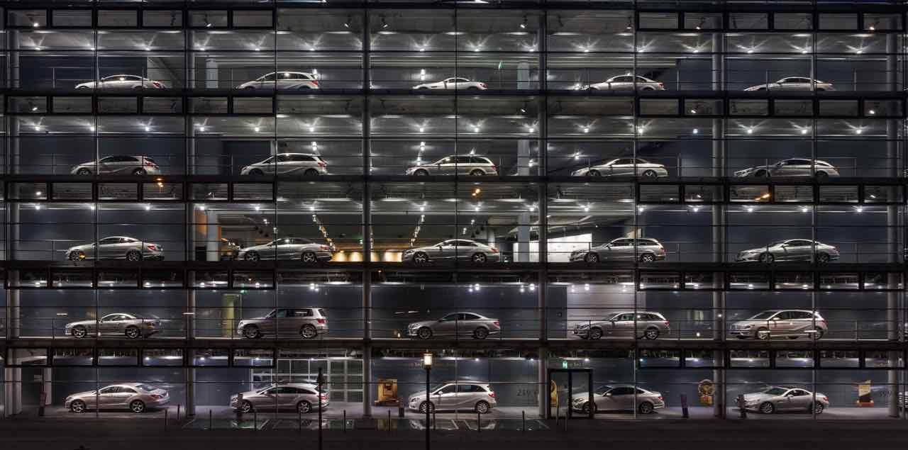 concesionario VN Mercedes