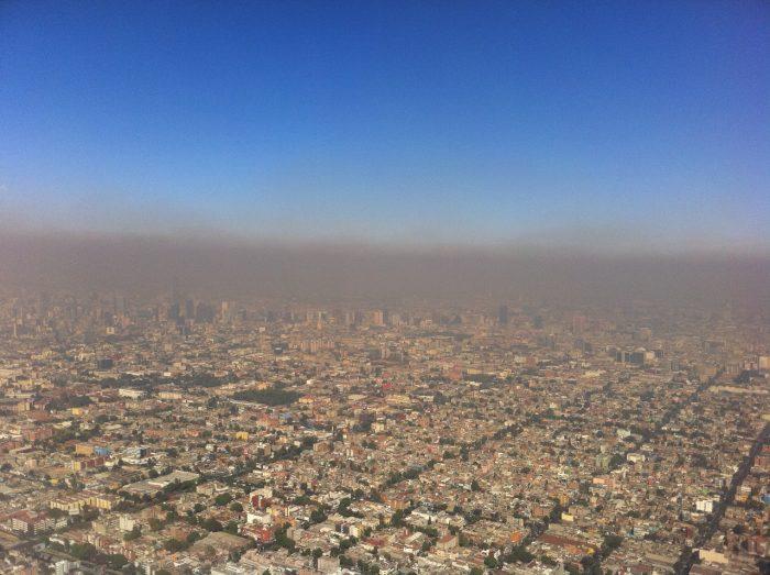 contaminacion en México