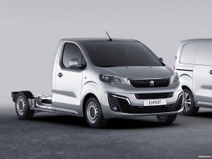 Peugeot Expert Chasis Cabina 2016