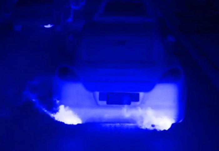 emisiones infrarrojas