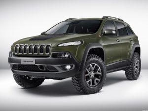 Fotos de Jeep Cherokee Krawler Concept 2015