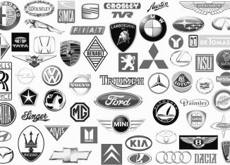 logos marcas coches