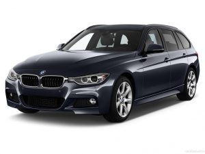 BMW Serie 3 Touring 330d F31 2012