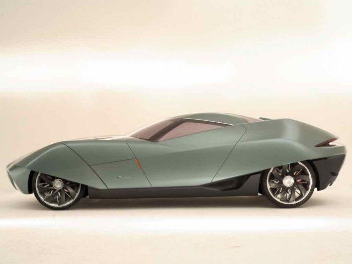 Alfa Romeo BAT 11 2008 Concept Bertone - 4