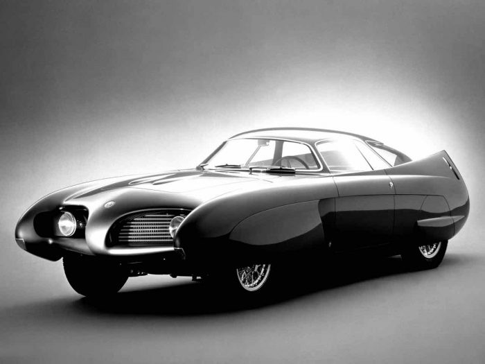 Alfa Romeo BAT 5 1953 - 1