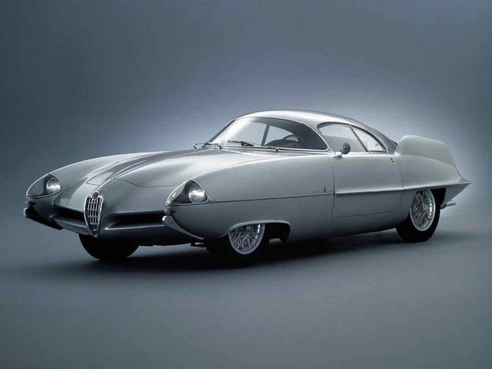 Alfa Romeo BAT 9 1955 - 3