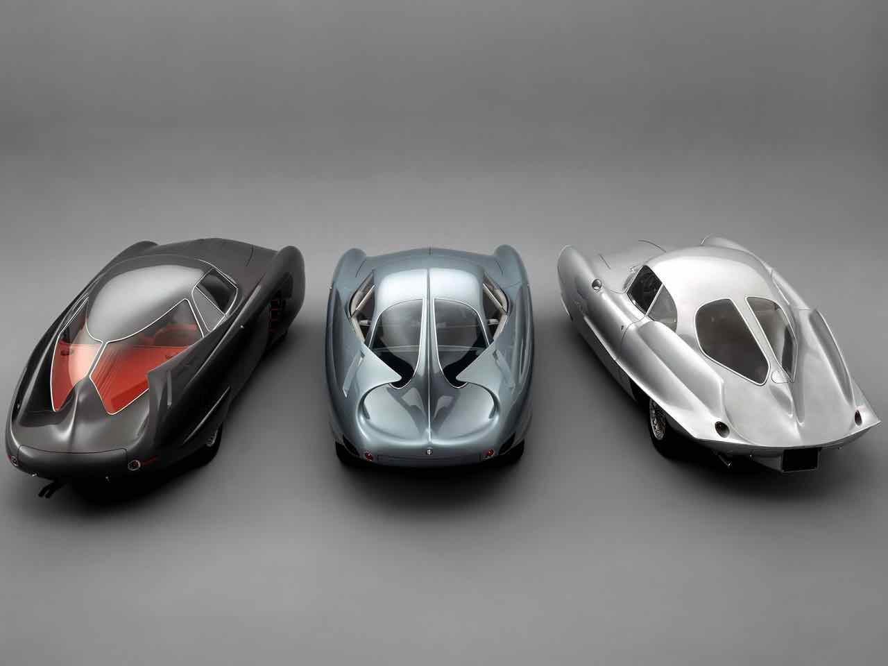Alfa Romeo BAT concepts aerodinamica – 3