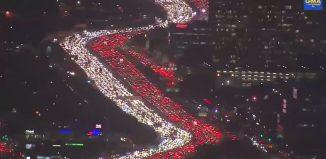 Los Angeles en Acción de Gracias
