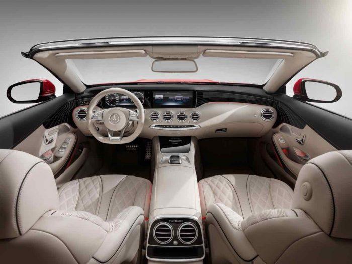 Mercedes-Maybach S 650 Cabriolet 2017