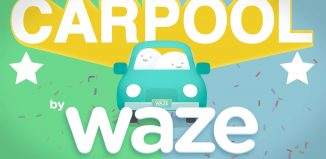 Google Waze Carpool