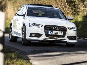 Audi ABT AS4 Avant 2012
