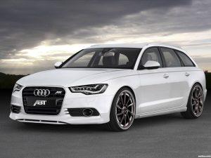 Audi ABT A6 Avant 2011