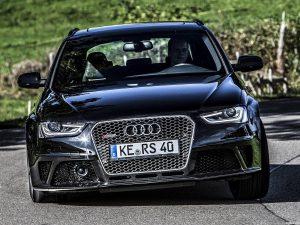 Audi ABT RS4 2012