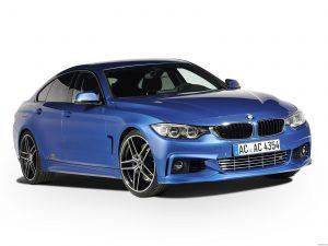 AC-Schnitzer BMW Serie 4 ACS4 3.5i Gran Coupe F36 2014