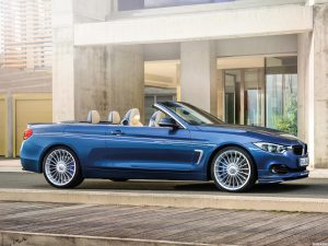 BMW Alpina B4 Bi-Turbo Cabrio F33 UK 2014