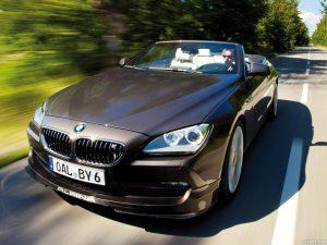 BMW Alpina B6 Bi-Turbo Cabrio F13 2011