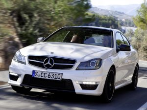 Mercedes Clase C AMG C63 Coupe  2011