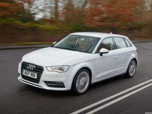 Audi A3 Sportback 1.8T UK 2013