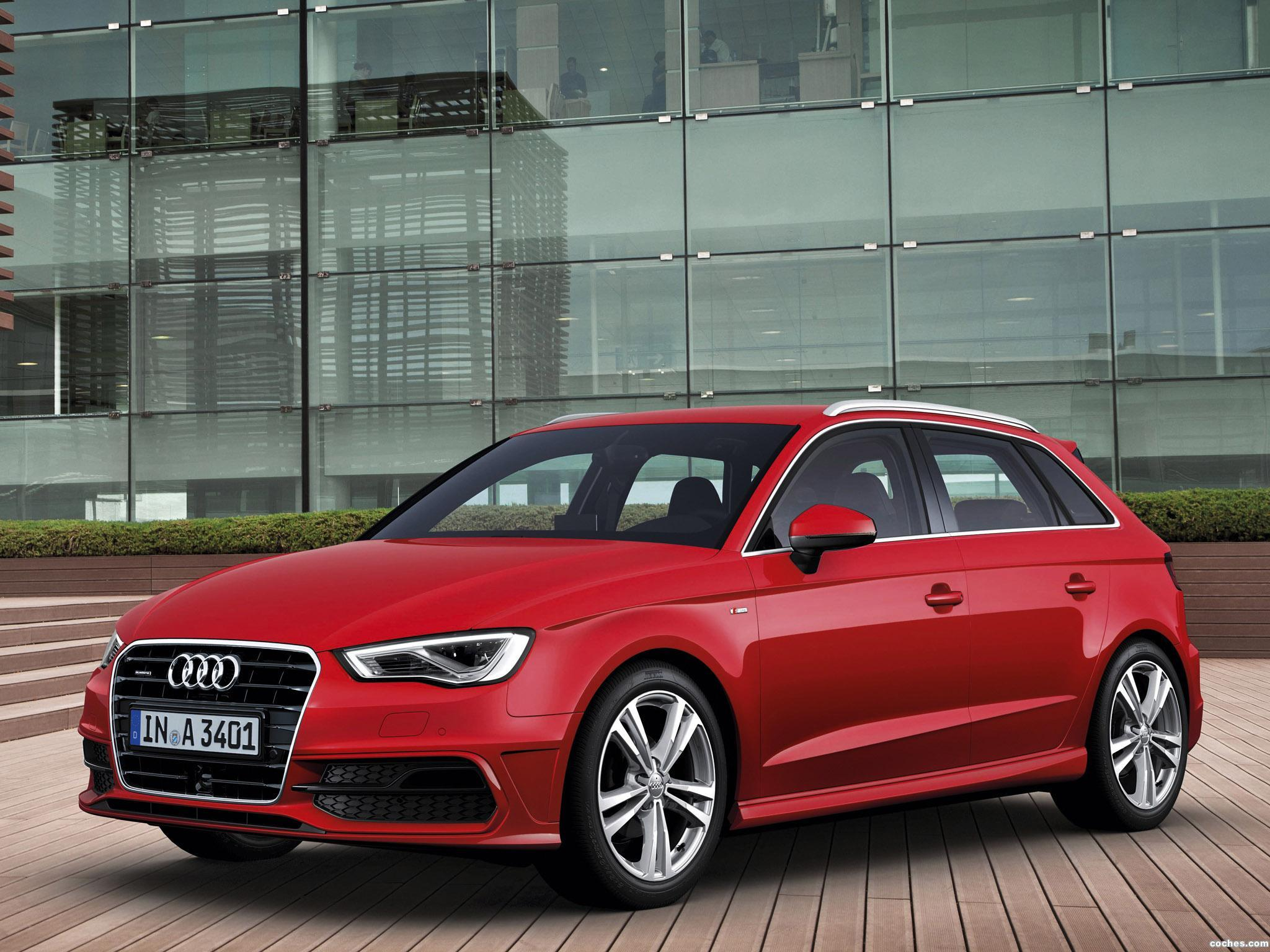 fotos de audi a3 sportback 2 0t s line quattro 2013. Black Bedroom Furniture Sets. Home Design Ideas