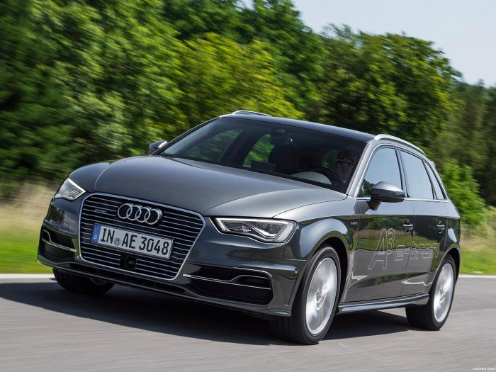 Fotos De Audi A3 Sportback E Tron 2014 Foto 8
