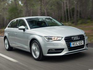 Audi A3 Sportback SE UK 2013