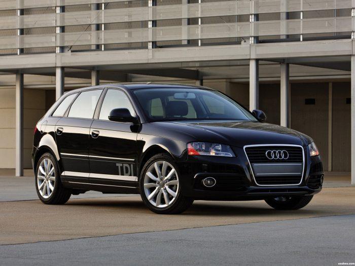 Fotos De Audi A3 Sportback Tdi Clean Diesel 8pa 2009 Foto 5